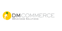 logo dm commerce