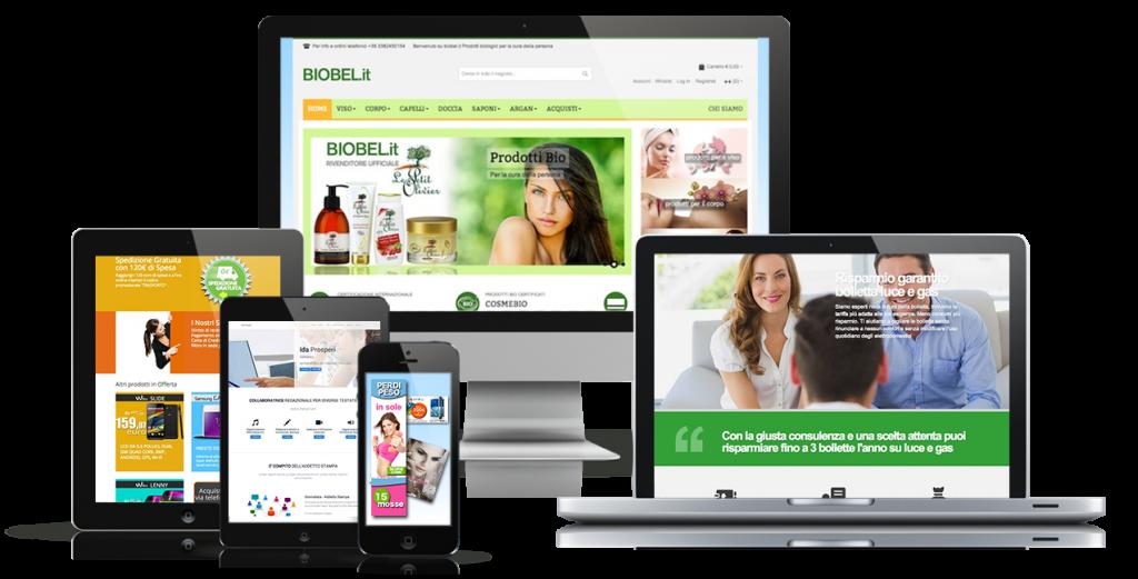 Realizzazione siti web | Strategie Creative