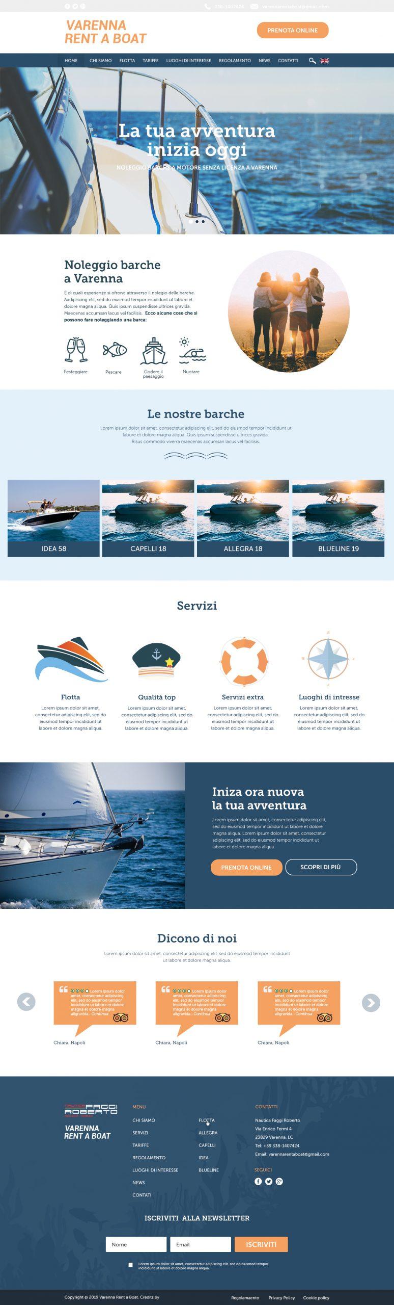Design set icone vettoriali