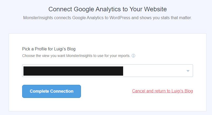 Come inserire Google Analytics con IP anonimizzato